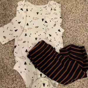 Fox/Forest 18 Month Boys Set